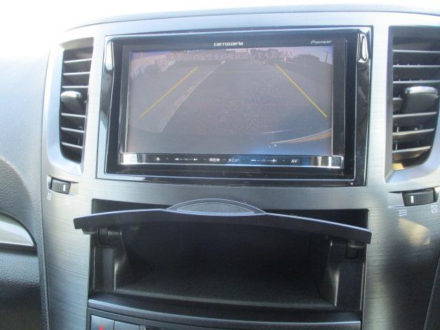スバル アウトバック 2.5iアイサイト 4WD ワンオーナー ナビ DTV