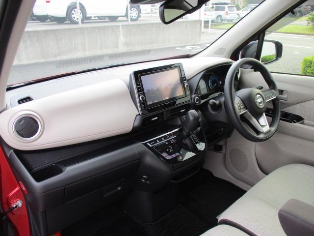 X 1オーナー車 純正9インチナビ フルセグTV バックカメラ ドライブレコーダー ETC2.0 エマージェンシーブレーキ インテリジェントキー USBソケット 内外装クリーニング済み 保証付き 記録簿(20枚目)