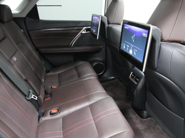 RX450h バージョンL 4WD パノラ Mレビ Rエンタ(8枚目)