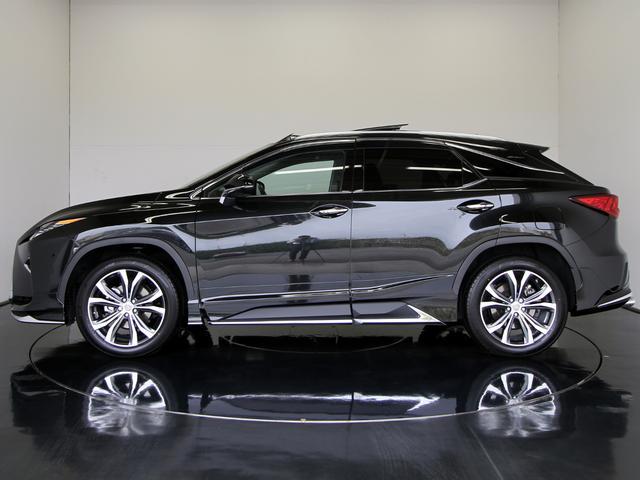 RX450h バージョンL 4WD リヤエンタ モデリスタ(4枚目)