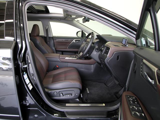 RX450h バージョンL 4WD リヤエンタ モデリスタ(9枚目)