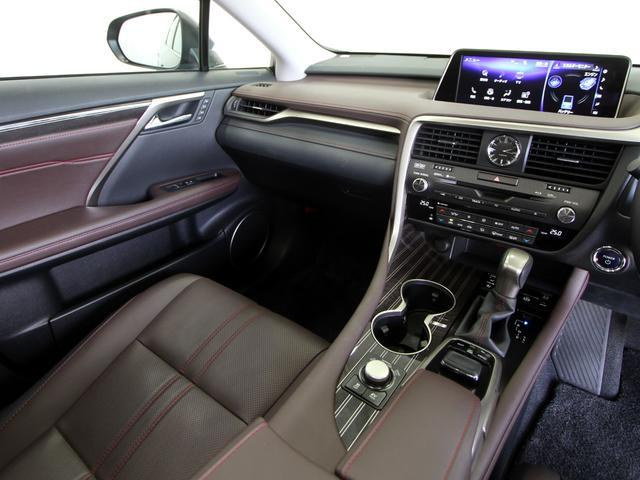 RX450h バージョンL 4WD リヤエンタ モデリスタ(15枚目)