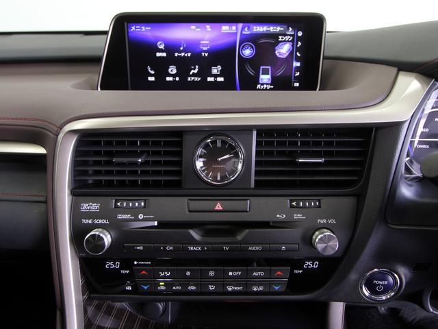 RX450h バージョンL 4WD リヤエンタ モデリスタ(16枚目)