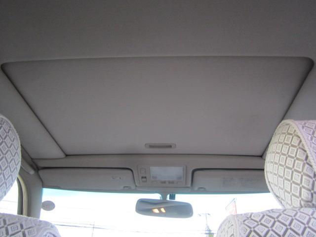 車内空間は各所きれいな状態で保たれております。