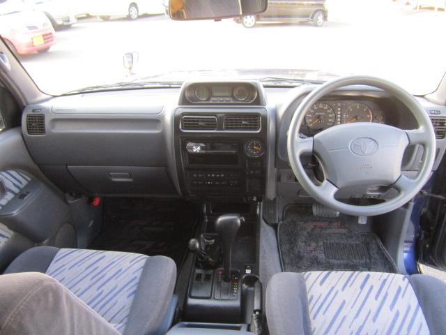 RX 3ドア3.0ディーゼルターボ 4WD(8枚目)