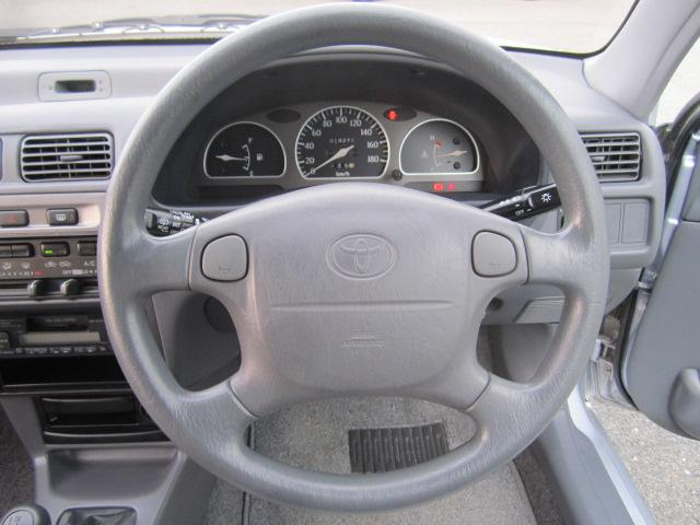 「トヨタ」「スターレット」「コンパクトカー」「群馬県」の中古車10