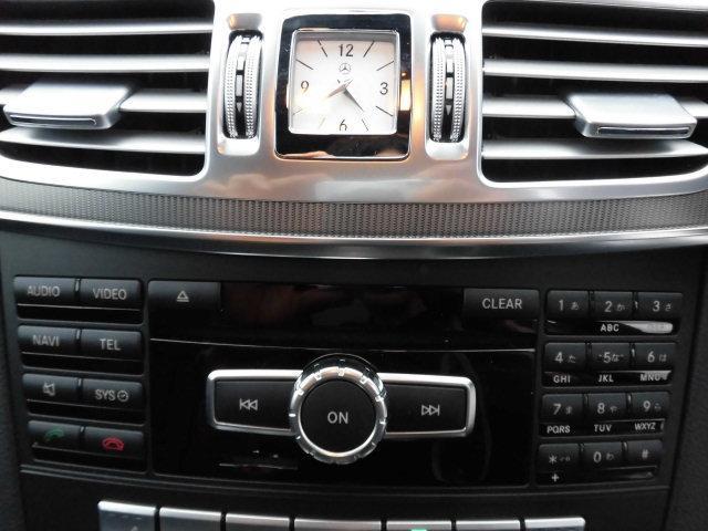 E300 アバンギャルド 黒革レーダーセーフティHDDナビTVバックカメラ(17枚目)
