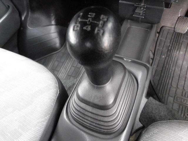 KCエアコン・パワステ マットブラック仕様5速MT4WD(10枚目)