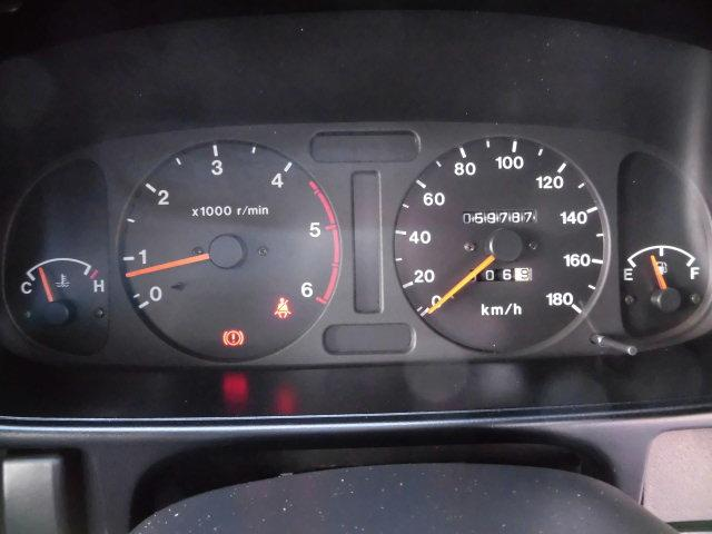 タイプS 3.0ディーゼルターボ5速マニュアル4WD(10枚目)
