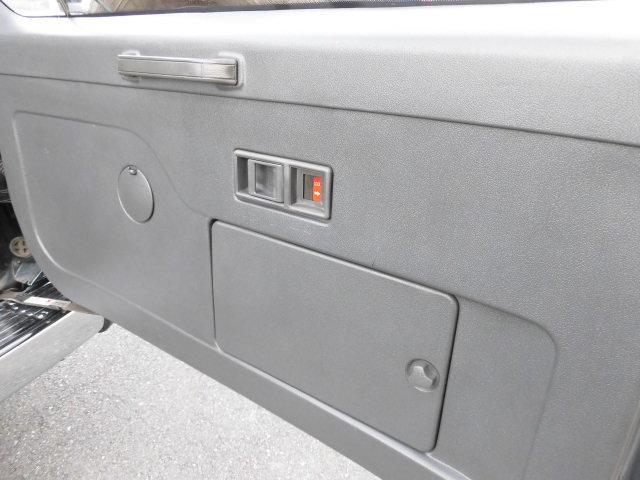 ワイド XR-II ディーゼルターボ5速マニュアル4WDサンルーフウインチ(55枚目)
