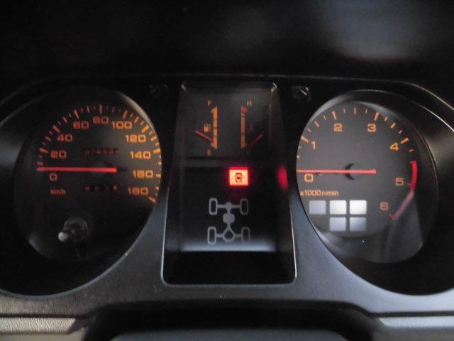 XE メタルトップ2.5ディーゼルターボ5速マニュアル4WD 4ナンバー(10枚目)