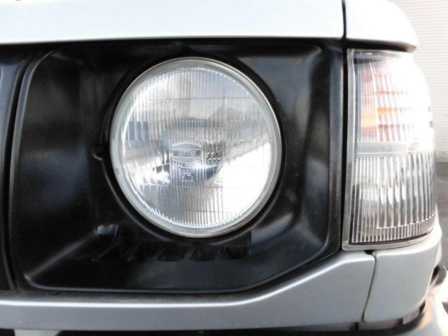 XE メタルトップ2.5ディーゼルターボ5速マニュアル4WD 4ナンバー(24枚目)
