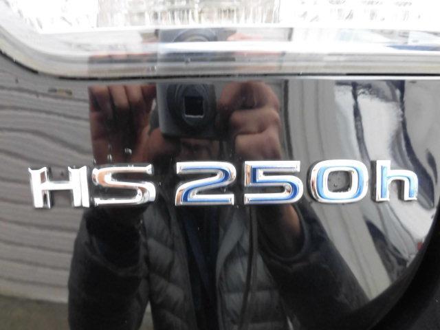 HS250h バージョンS HDDナビTVバックカメラ(44枚目)