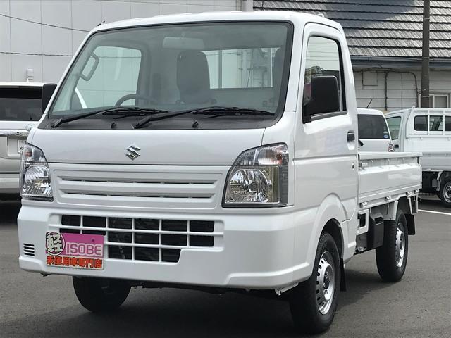 スズキ キャリイトラック KCエアコン・パワステ4WD 5MT