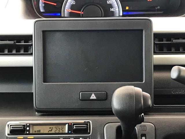 スズキ ワゴンR ハイブリッドFX 自動ブレーキ プッシュスタートキーフリー