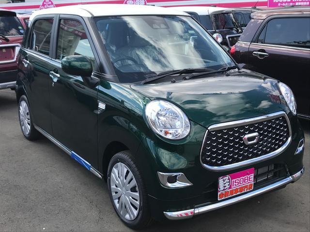 イソベモータースは高崎市で届出済み未使用車を中心に展示販売してます。国内の軽自動車がほとんど見れますよ♪キッズスペースも完備してますので、お子様連れでも安心ですよ。