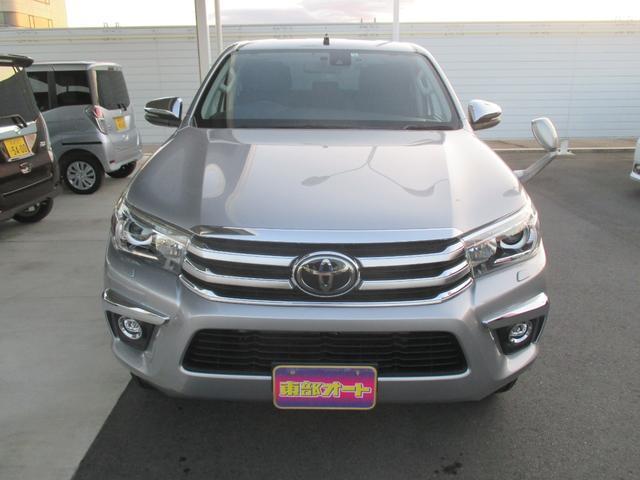 「トヨタ」「ハイラックス」「SUV・クロカン」「群馬県」の中古車2