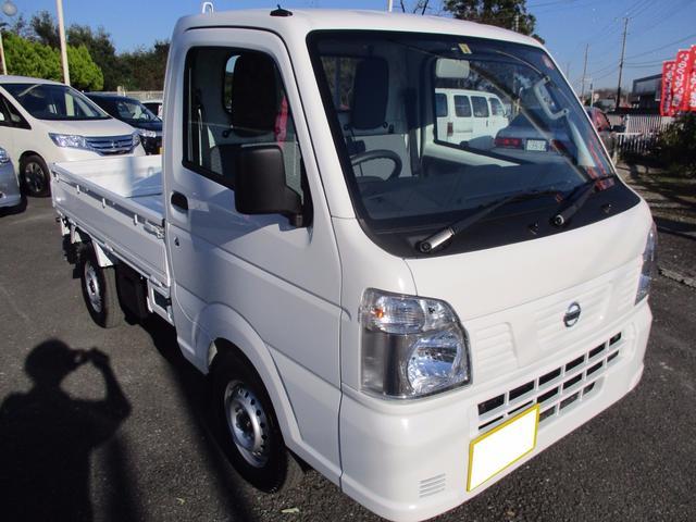 日産 NT100クリッパートラック DX・オートマ