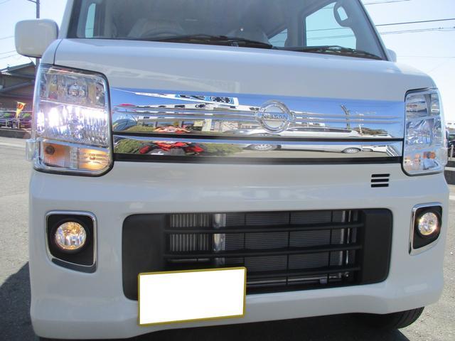 E・自動ブレーキ・HIDオートライト・左パワースライドドア(2枚目)
