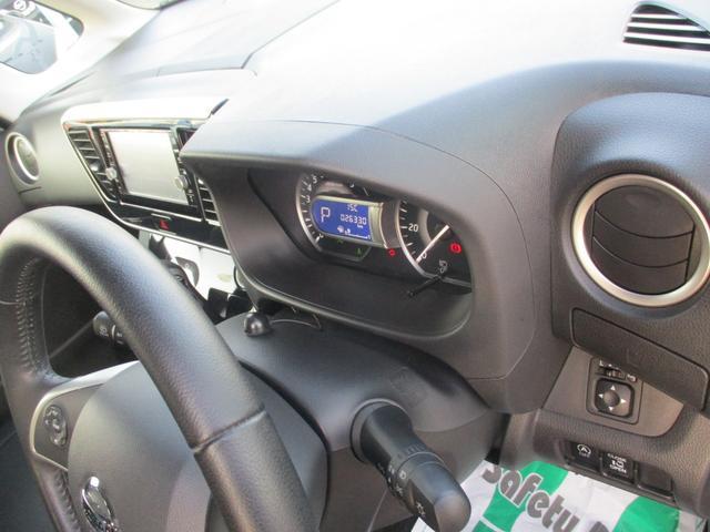 ハイウェイスター Xターボ 純正ナビ・TV アラウンドビューモニター エマージェンシーブレーキ インテリジェントキー LEDヘッドライト ETC(6枚目)