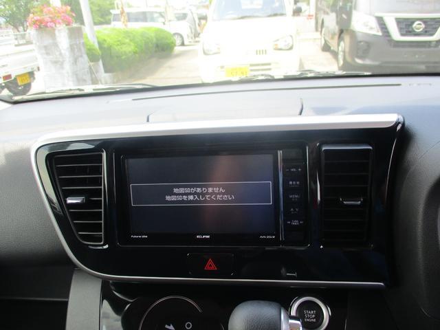 カスタムT ワンオーナー車 社外ナビ・TV 両側パワースライドドア アイドリングストップ(22枚目)