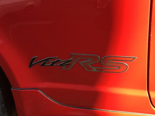 トヨタ ヴィッツ RS フルエアロ ETC 社外HIDライト 点検記録簿付