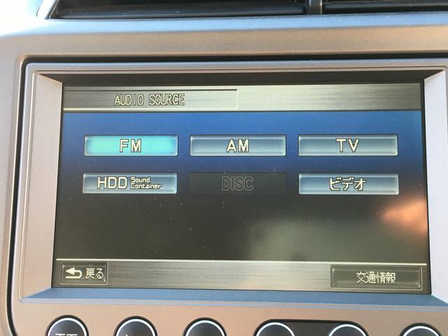 ホンダ フィット G ETC HDDナビ