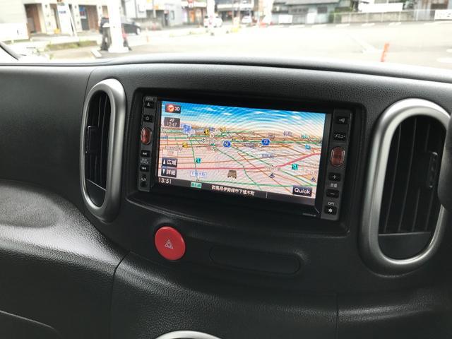 日産 キューブ SX 70th ナビ フルセグTV ETC スマートキー