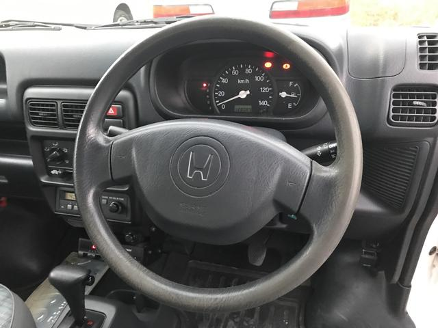 オートマチック車 冷凍車 運転席エアバック 車検整備付(10枚目)