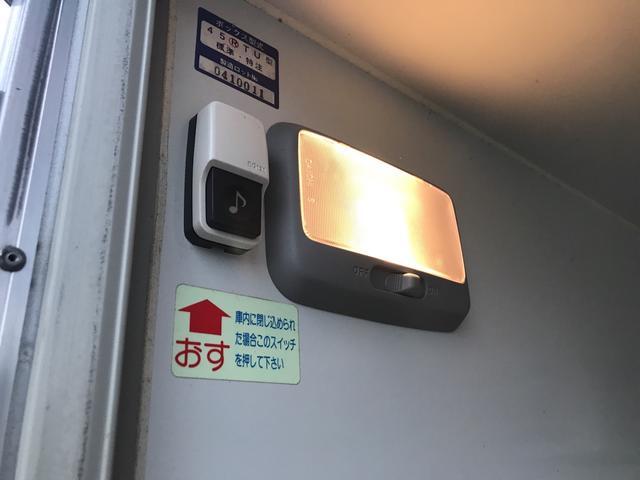 オートマチック車 冷凍車 運転席エアバック 車検整備付(19枚目)