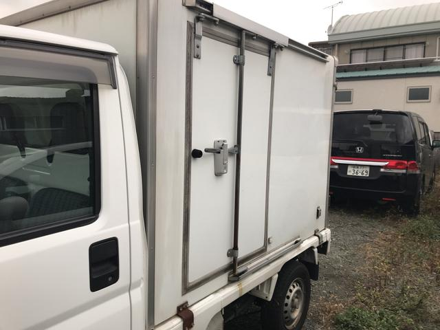 オートマチック車 冷凍車 運転席エアバック 車検整備付(20枚目)