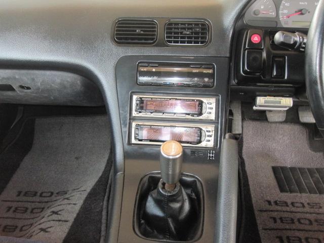 日産 180SX タイプX スーパーハイキャスパッケージ