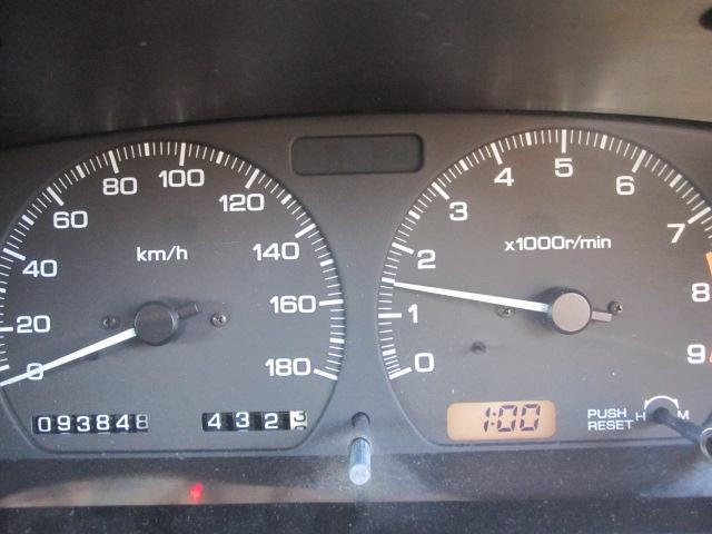 日産 180SX タイプIII 5速 後期ルック