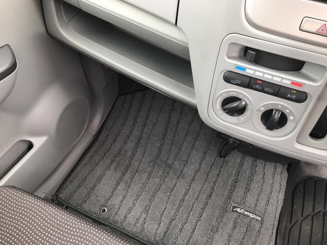 マツダ AZワゴン XG 4WD ナビ CD キーレス シートヒーター ABS