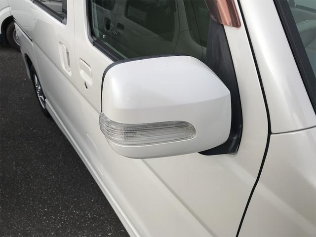 カスタムターボRS 4WD ターボ リヤスポイラー付 4AT 左側オートスライドドア ETC タイミングチェーン(7枚目)