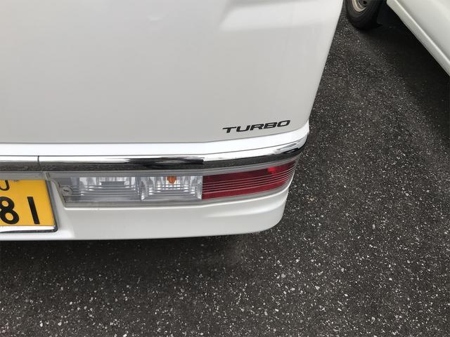 カスタムターボRS 4WD ターボ リヤスポイラー付 4AT 左側オートスライドドア ETC タイミングチェーン(13枚目)