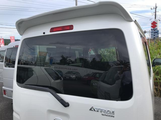 カスタムターボRS 4WD ターボ リヤスポイラー付 4AT 左側オートスライドドア ETC タイミングチェーン(14枚目)