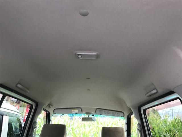 カスタムターボRS 4WD ターボ リヤスポイラー付 4AT 左側オートスライドドア ETC タイミングチェーン(35枚目)