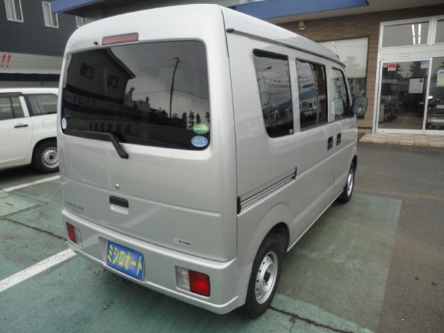 三菱 ミニキャブバン G 4WD キーレス オートマ車
