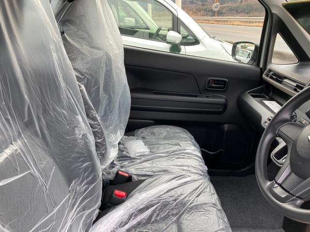 ハイブリッドFX 4WD スマートキー シートヒーター Wエアバッグ ABS(9枚目)
