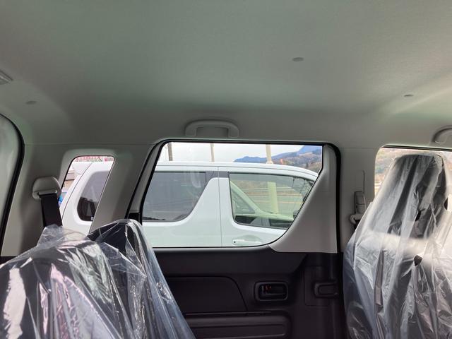 ハイブリッドFX 4WD スマートキー シートヒーター Wエアバッグ ABS(11枚目)