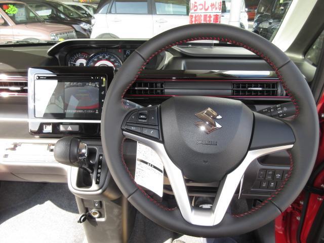 スズキ ワゴンRスティングレー ハイブリッドX 全方位ナビ 届出済未使用車