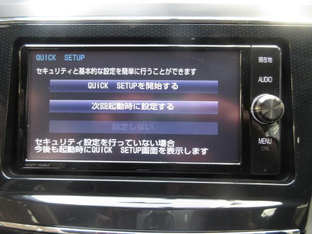 トヨタ プリウスアルファ G 純正ナビTV 登録済未使用車