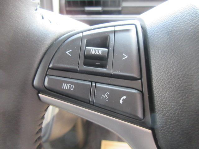 スズキ ワゴンR ハイブリッドFZ セーフティP 自動ブレーキ 4WD ナビ