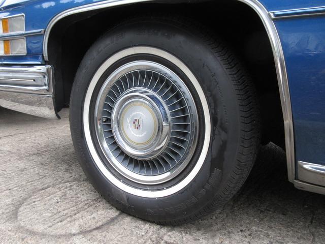 キャデラック キャデラック フリートウッド ブロアム エレガンス オリジナル ディーラー車