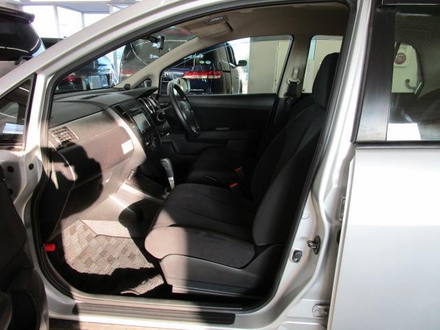 日産 ティーダラティオ 15S FOUR 4WD