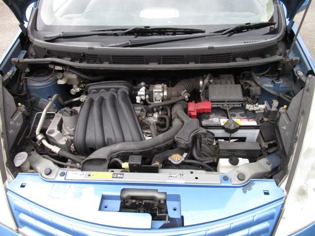 日産 ノート 15X SV+プラズマ フル装備 CD スマートキー CVT