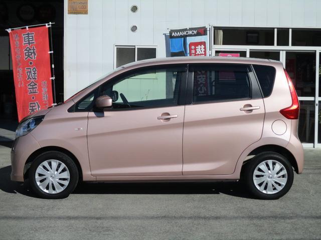 コンパクトで可愛らしい淡いピンク色のデイズ入庫!走行も3万キロ台と低走行!是非ご試乗してみてください!