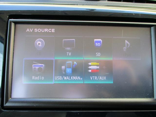 純正ナビ装着♪フルセグTV♪AM,FMラジオ・USB・SDオーディオ多彩な機能付き!