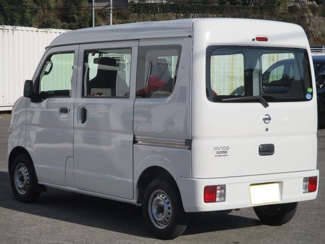 DX 4WD ハイルーフ 純正フォグ(9枚目)